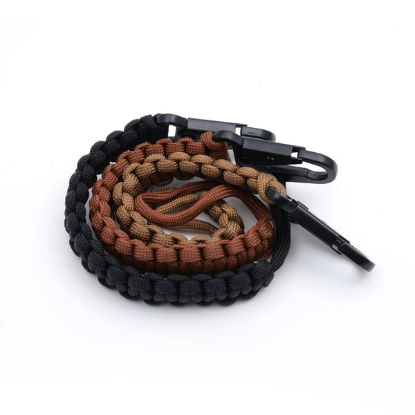 DANGO Tether Cobra Weave 550 Paracord - CaseMotions