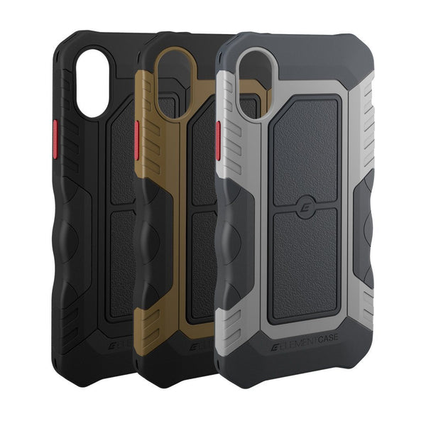 Element Case RECON MIL-SPEC Rugged Case for iPhone X - Element Case, Dango, EDC, STM, iPhone Case, table case