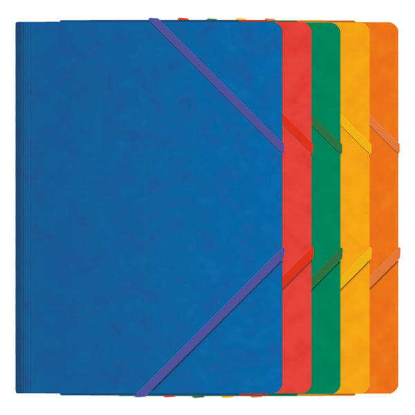 Carpeta Cartulina Premium Folio Colores surtidos