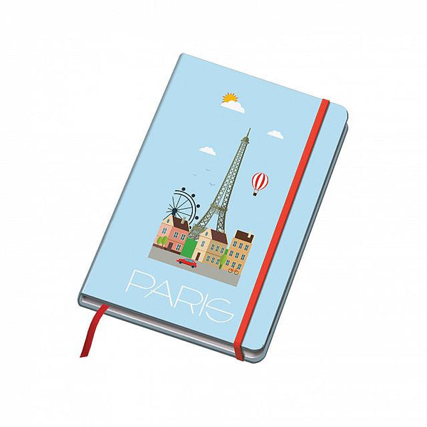 Cuaderno Vesta City - Tamaño A5 - Paris