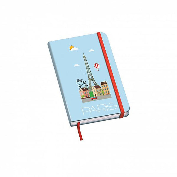Cuaderno Vesta City - Tamaño A6 - Paris