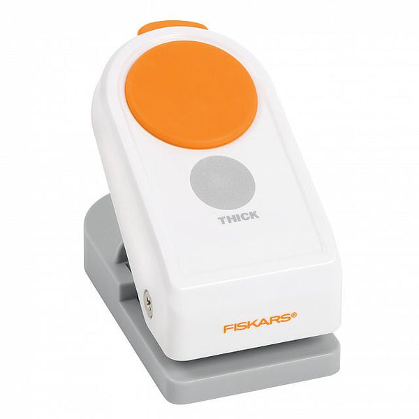 Perforadora Power Punches FISKARS - Círculo M (2,5 cm)