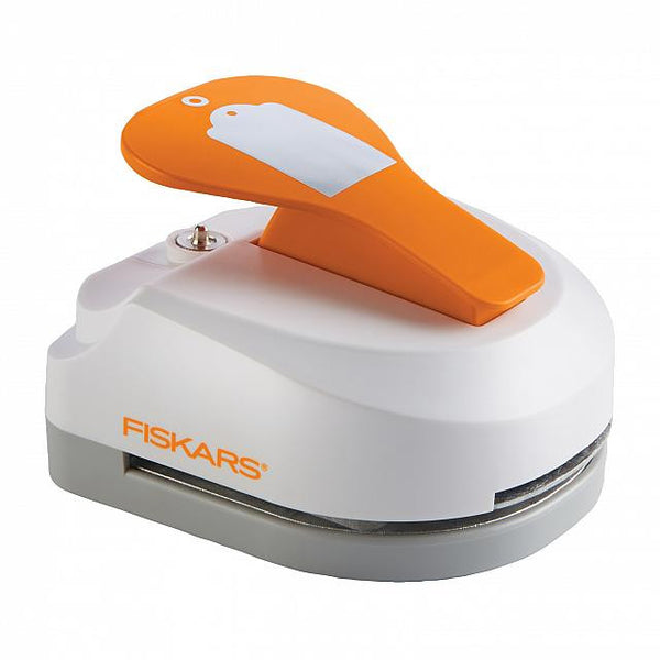 Set FISKARS Perforadora Tag Maker + 20 ojales