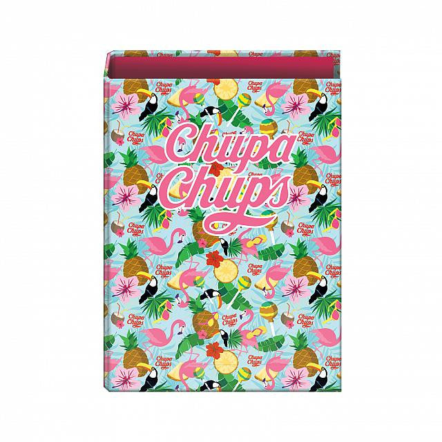 Chupa Chups Tropic - Carpeta 4 anillas 40 mm