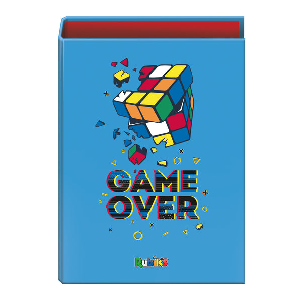 "Rubik's ""Game Over"" - Carpeta 4 anillas 40 mm"