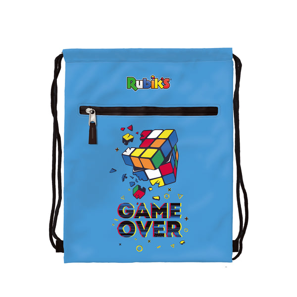 "Rubik's ""Game Over"" - Bolsa Saco"