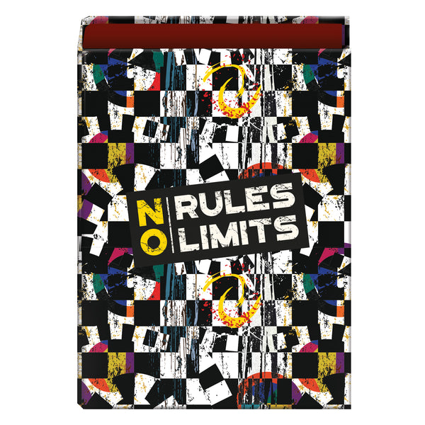 No Rules - Carpeta 4 anillas 40 mm