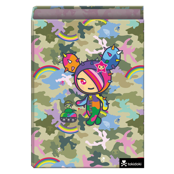 "Tokidoki ""CAMU"" - Carpeta 4 anillas 40 mm"