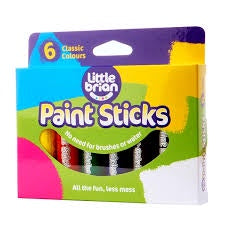 Paint Sticks Classic Colours