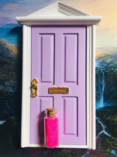 Fairy Door (Purple)