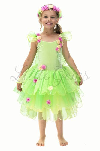 Butterfly Fairy - Green (Large)