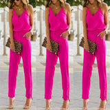 Women's Eye Catching Colourful Top and Trousers