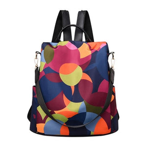 Women's Quality Anti-Theft Multifunction Backpack Bag