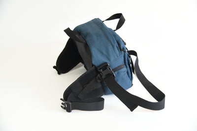recycled poly lumbar pack