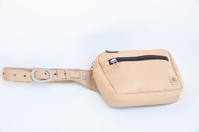 2 Hip Waist Bag - natural
