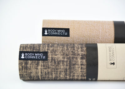 Eco-Friendly Organic Yoga Mat