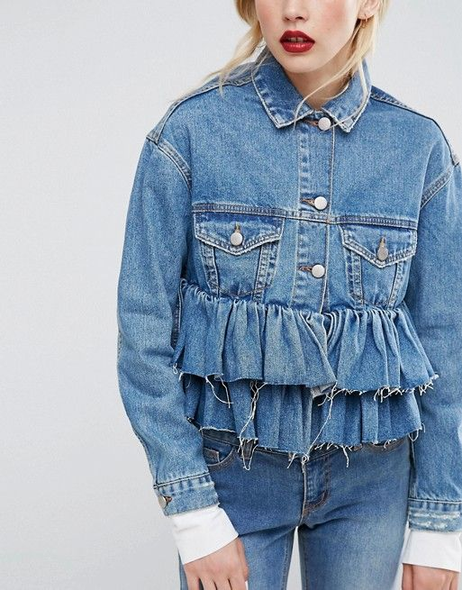 The New Denim Trend