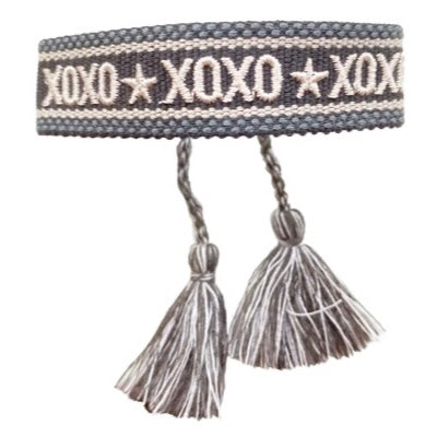 XOXO Friendship Bracelet