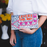 Lovers This Way Clutch