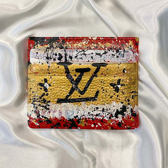 Stacey Splatter Wallet
