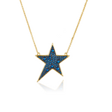 The Stellan Star Necklace