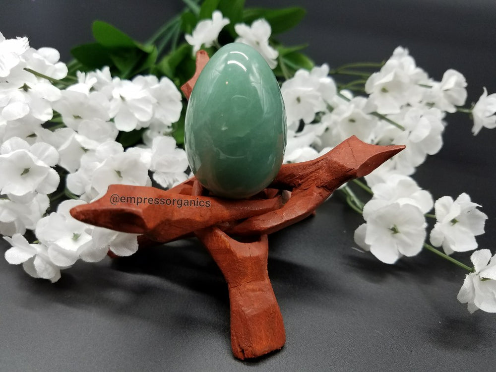 Load image into Gallery viewer, Green Aventurine Yoni Eggs
