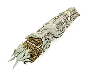 Load image into Gallery viewer, White Sage & Juniper Smudge Stick