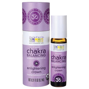 Load image into Gallery viewer, Aura Cacia Organic Chakra Balancing Oil