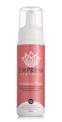 Empress Organics Feminine Care Giftset (3 Items $38)