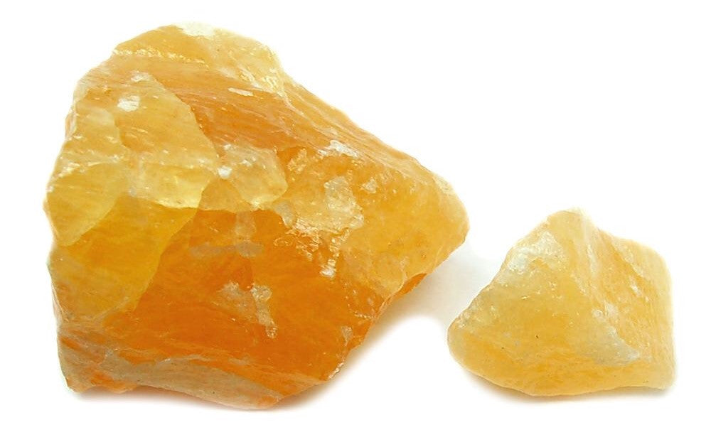 Load image into Gallery viewer, Orange Calcite