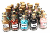 Gemstone Chip Bottles