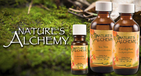 Natures Alchemy Essential Oils