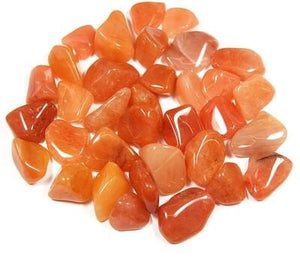 Load image into Gallery viewer, Peach Aventurine