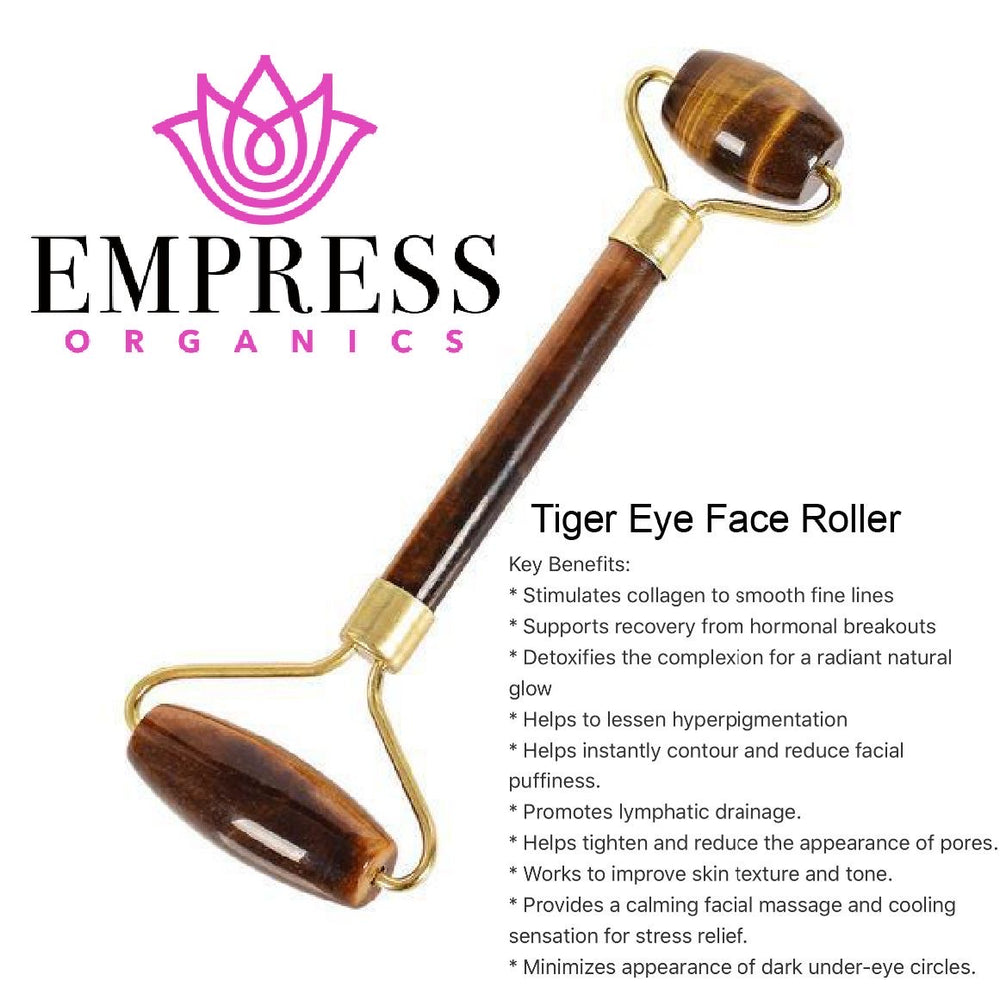 Tiger Eye Face Roller