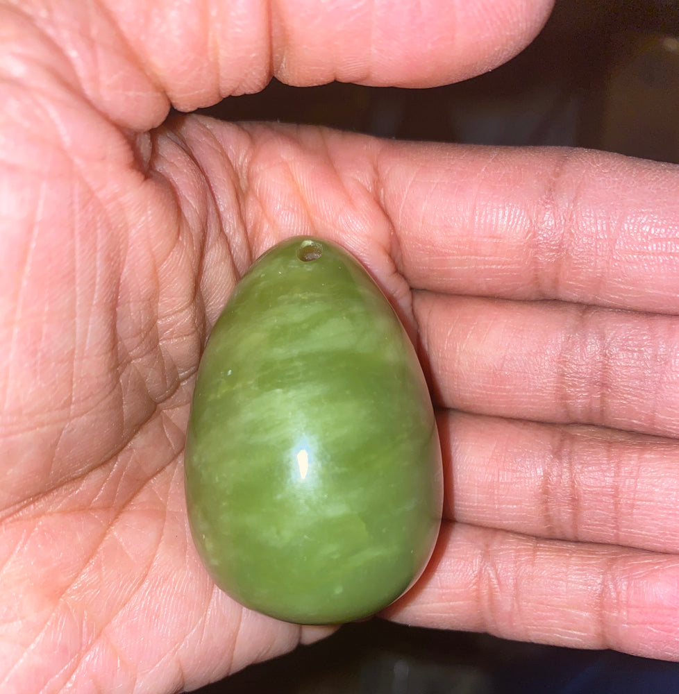Green Jade Yoni Eggs