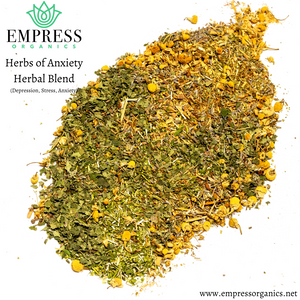 Anxiety Herbal Blend
