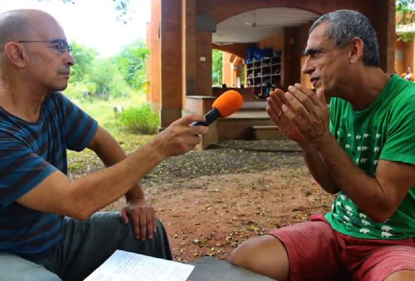 WELL Explained well - a chat with Auroville Radio