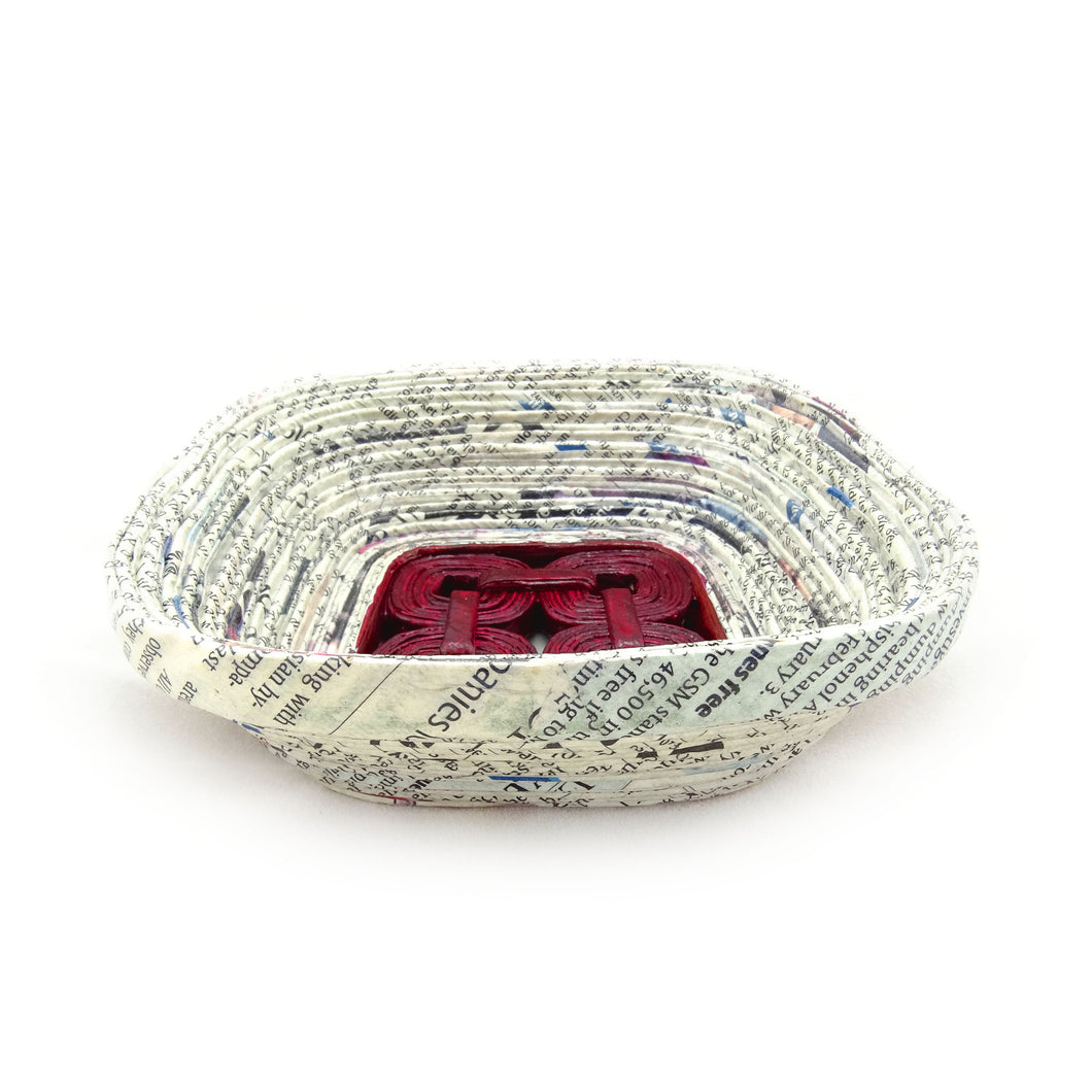 Anushri Square Bowl (Small)