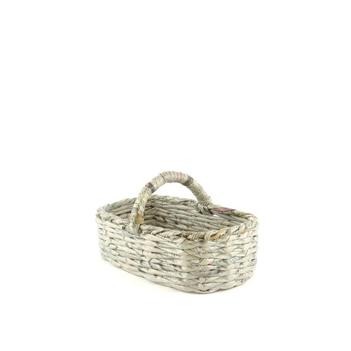 Rectangle Basket with Handle