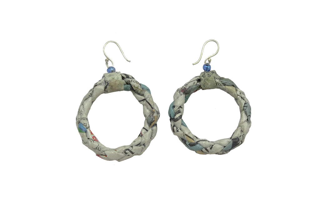 Weaved Earrings (Small)