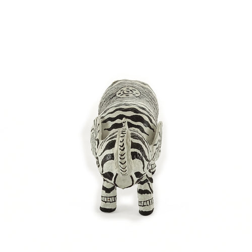 Elephant - Zebra Print (Medium)