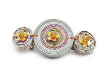 Hairclip (3 Mixed Round Beads)