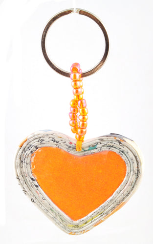 Heart Board Keychain (Medium)