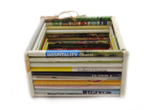Stationery Box (Magazine) - Large