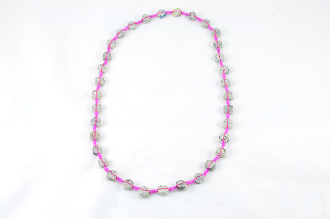 Necklace (29 very very tiny beads)