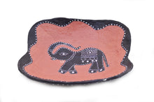 Papier Mache Bowl (Large) - Elephant