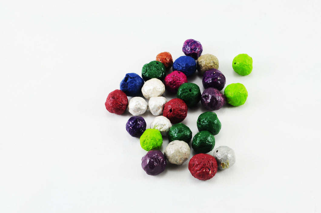 Pulp Beads (Pack of 50)