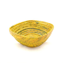 Rolled Square Bowl 10