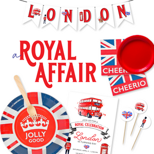 A Royal Affair Party