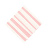 Pink Striped Napkin